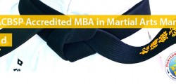 ACBSP Accreditation Banner MAM MBA